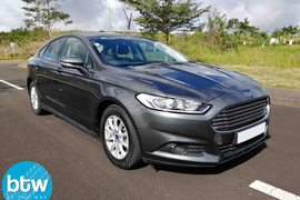 2018' Ford Fusion EcoBoost Trend