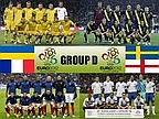 Euro 2012 Group D: France to Forget the 2010 World Cup