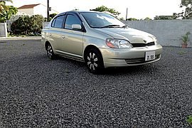 1999' Toyota Platz Manual 1.0L JAPAN