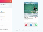 Tinder Online is a new web version of the dating app