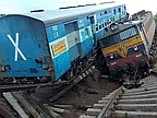At Least 24 Dead, More Than 300 Rescued After Twin Train Derailments in India