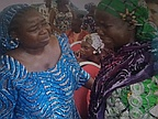 Tearful scenes as kidnapped Chibok girls reunited with families