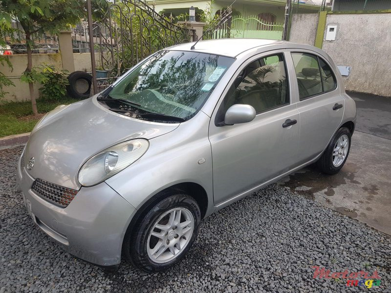 2004 Nissan March in Mahébourg, Mauritius