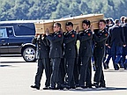 Netherlands Mourns as Bodies of MH17 Plane Crash Victims Are Flown Home