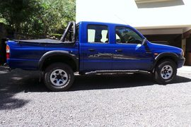 2002' Ford Ranger XLT Turbo Engine Reconditioned