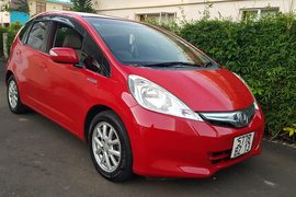 2013' Honda Fit Automatic