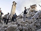 At least 73 dead as quake rocks central Italy