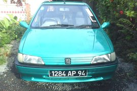 1994' Peugeot 106 yes