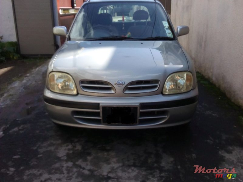 2000 Nissan March in Rose Hill - Quatres Bornes, Mauritius
