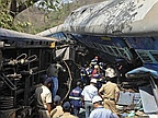 At Least 19 Killed and 130 Injured in Indian Train Accident: Police