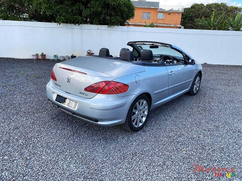 2009 Peugeot 307 Decaportable Manual 1.6L in Roches Noires - Riv du Rempart, Mauritius - 3