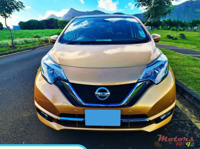 2017 Nissan Note E-power in Grand Baie, Mauritius - 4