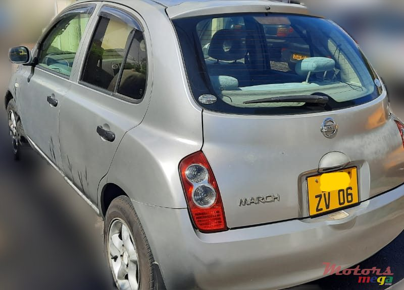 2006 Nissan March Automatic in Vacoas-Phoenix, Mauritius - 4