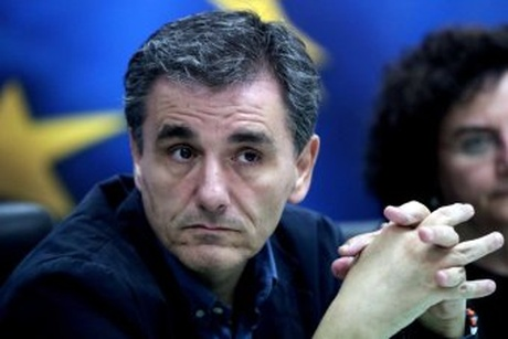 Greece's new finance minister Euclid Tsakalotos
