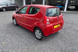 2012' Suzuki Celerio OC 12 Manual