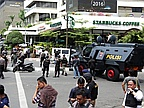 Deadly Blasts, Shootout in Indonesia Capital; Police Think ISIS to Blame