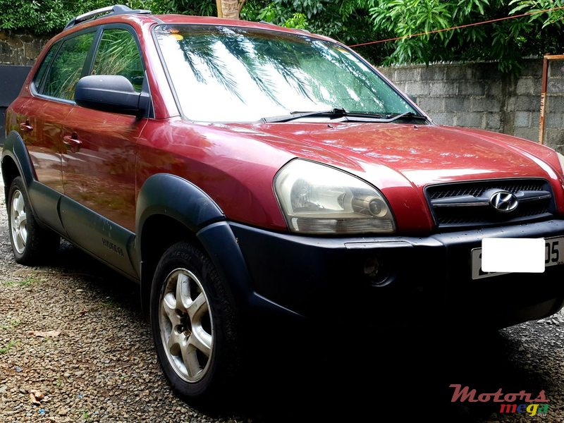 2005 Hyundai Accent en Terre Rouge, Maurice