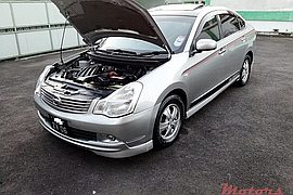 2006' Nissan Sylphy RS version