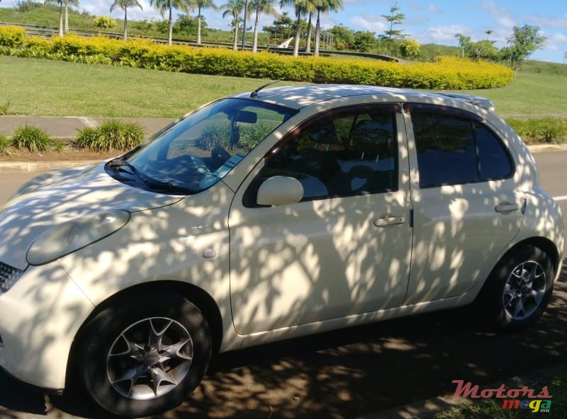 2006 Nissan March in Moka, Mauritius
