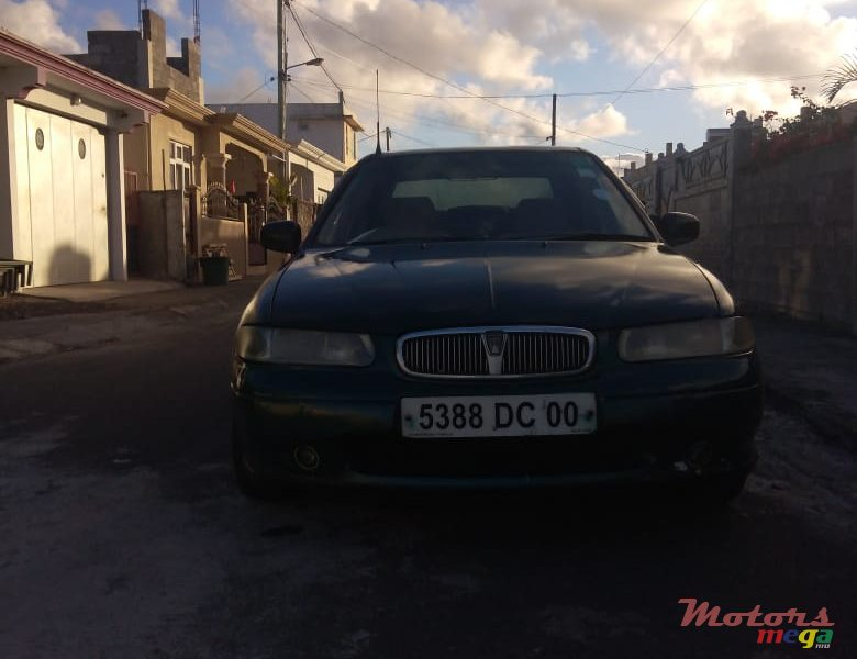 2000 Rover 420 Moteur nissan ,twin cam 16valv in Mahébourg, Mauritius - 5