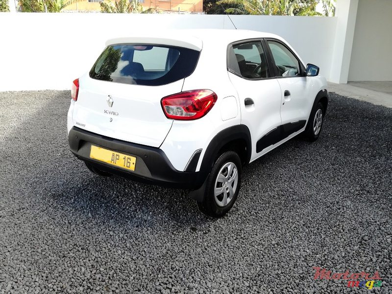2016 Renault Kwid Manual 0.8L in Roches Noires - Riv du Rempart, Mauritius
