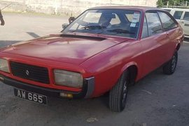 1977' Renault 15 Coupe