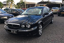 2008' Jaguar X-Type