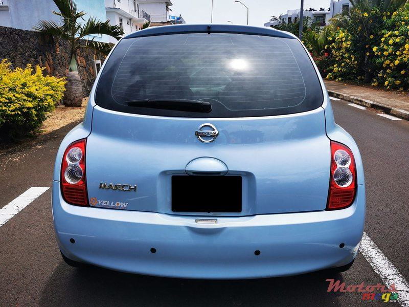 2005 Nissan March Ak12 in Trou aux Biches, Mauritius - 3