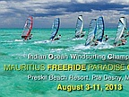 Indian Ocean Windsurfing Championship - Windsurfing and Kitesurfing in the Spotlight