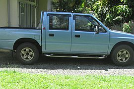 1998' Isuzu Rodeo