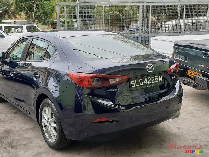 2016 Mazda 3 Skyactive Technology en Port Louis, Maurice - 3