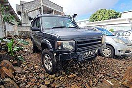1999' Land Rover Discovery Series II