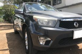 2014' Ssangyong Musso