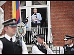 Julian Assange Speaks Of 'Leaving' Ecuador Embassy