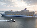 Royal Caribbean Calls Its New Cruise Ship Harmony of the Seas a 'City'