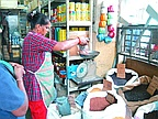 Small Shops Worry For Their Survival