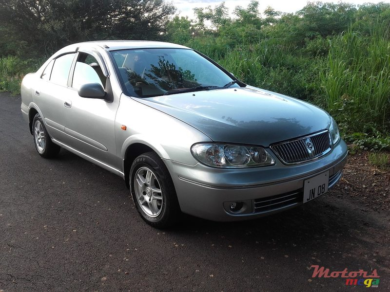 2008 Nissan Sunny N17 Ex Saloon VIP in Terre Rouge, Mauritius