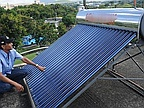 Solar Water Heater: 10,000 New Beneficiaries in January