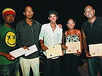 First jazz competition in Mauritius