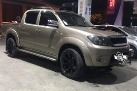 2008' Toyota Hilux Freshly paint