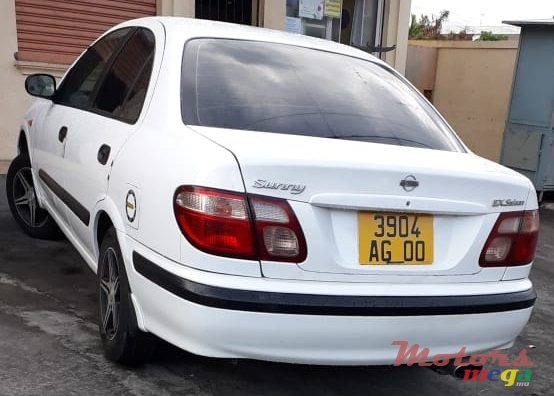 2000 Nissan N16 Full Option in Port Louis, Mauritius