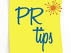 Five Tips to Doing Your Own PR