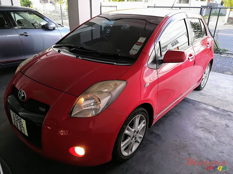 Toyota Corolla Tires >> 2007' Toyota Vitz RS for sale. Price is negotiable! Vacoas ...
