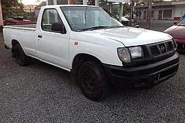 2000' Nissan Single Cab