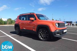 2014' Jeep Renegade 1.4 AWD Limted