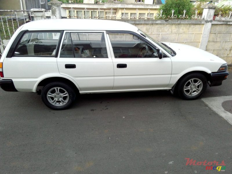 Lovely ... 1989 Toyota Corolla Station Wagon In Rose Hill   Quatres Bornes,  Mauritius ...