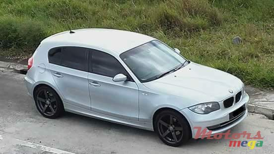 2008\' BMW 1 Series 5 Door for sale - 465,000 Rs. Adil, Vacoas ...