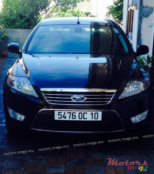 2010 Ford Mondeo Ghia For Sale 560 000 Rs Moka Mauritius
