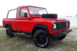 Used Land Rover in Mauritius  Second hand Land Rover prices