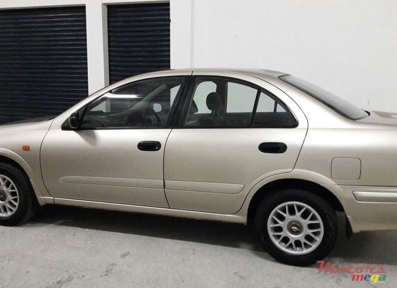 2002 Nissan Sunny N16 Manual 1.5L JAPAN in Roches Noires - Riv du Rempart, Mauritius